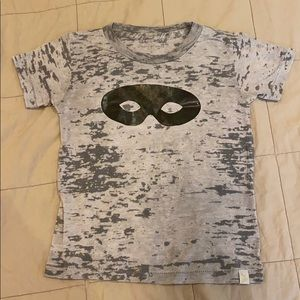 Atsuyo et Akiko burnout T-shirt 2T